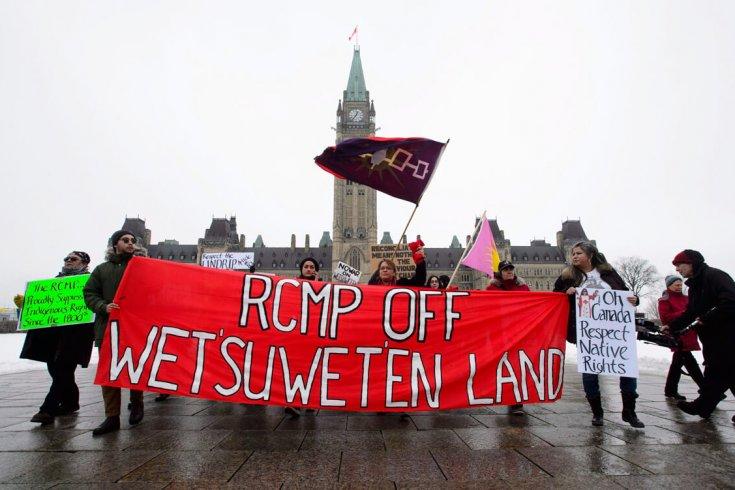 Photograph courtesy of the Canadian Press/Sean Kilpatrick