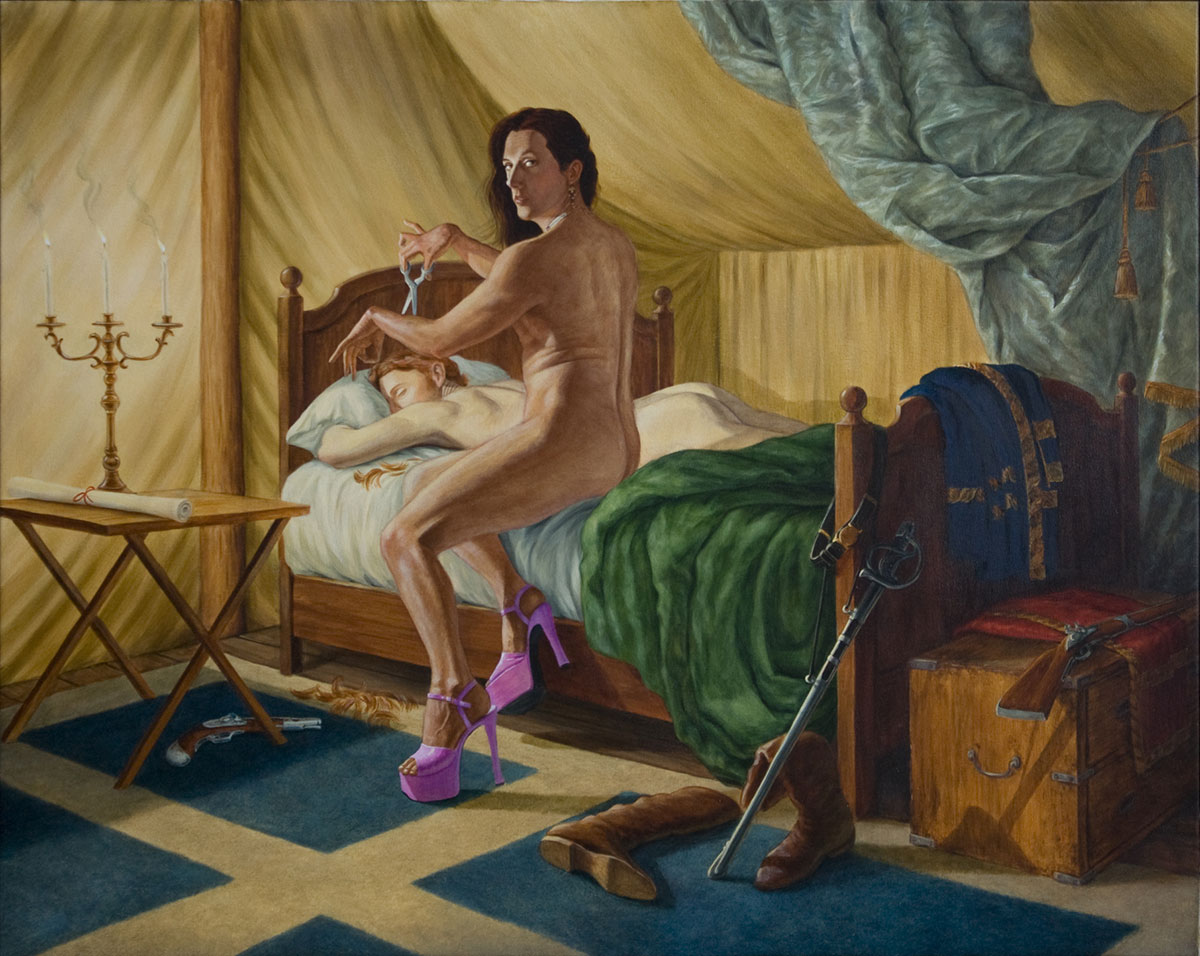 Art by Kent Monkman