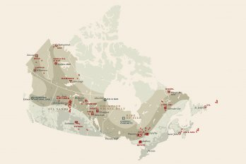 Map by Chris Brackley