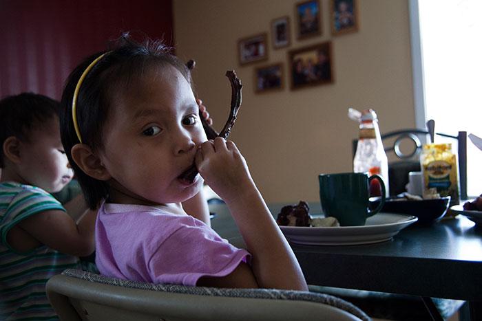 Portraits of Women in Nunavut