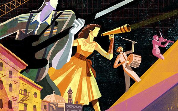 Illustration by Matthew Forsythe
