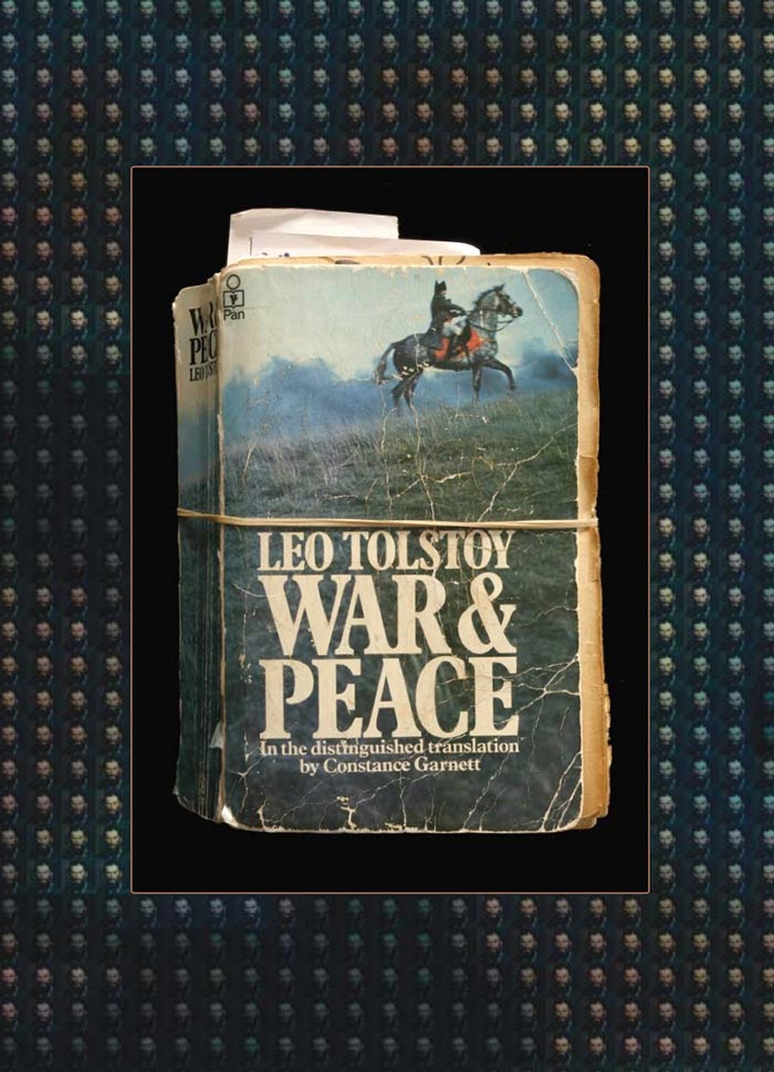 My Life with Tolstoy
