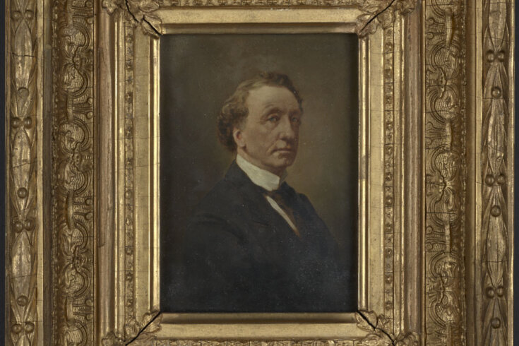 Portrait of Sir John A. Macdonald/Library and Archives Canada, Acc. No. 1940-64-1