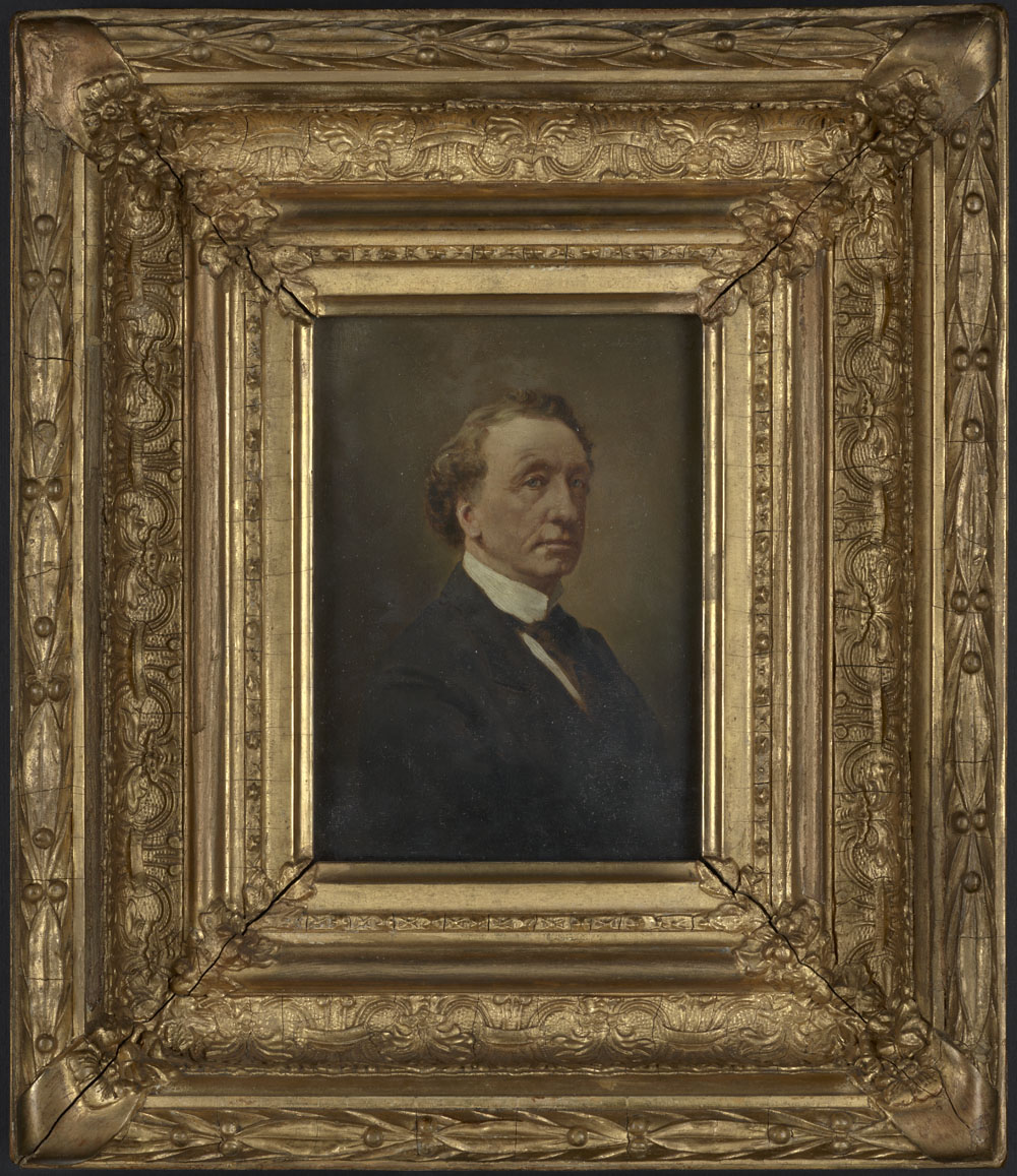 A Portrait of Sir John A. Macdonald