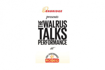 The Walrus Talks: the Art of Performance