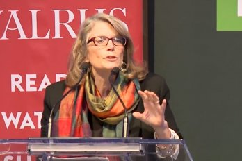 Video still from The Walrus Talks Resilience