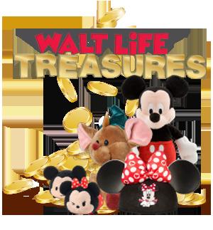 Walt Life Treasure