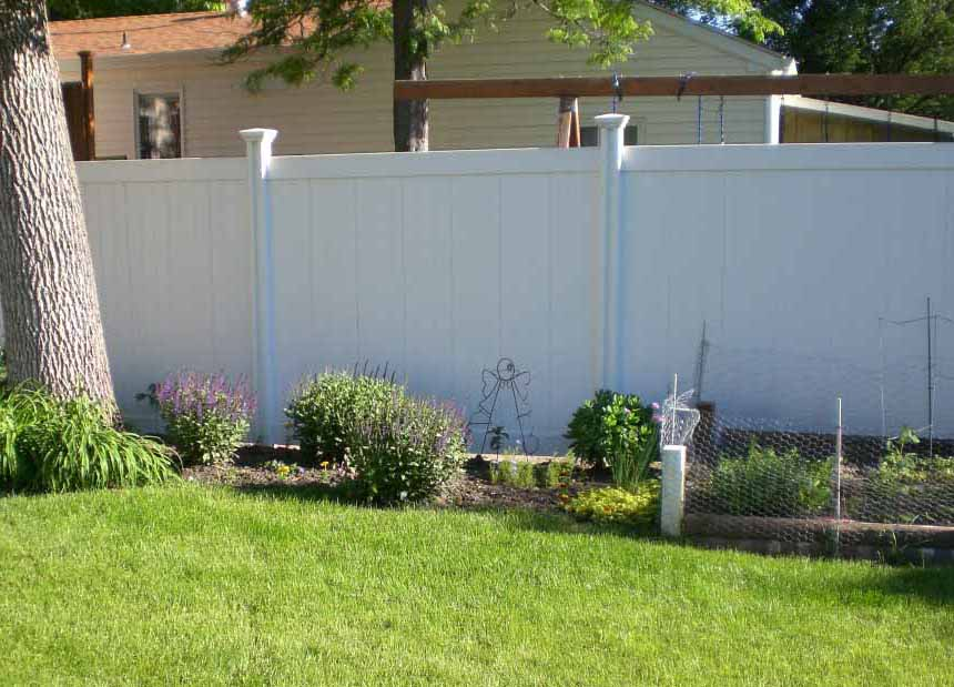 Do it yourself fence