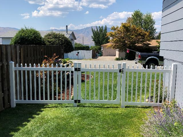 Image result for Fence Installation For The Home Improvement Challenged
