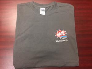 WAM Gray T-Shirt