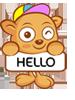 Taz Hello
