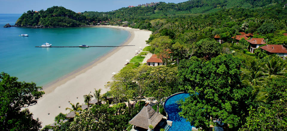 Kantiang Beach in Koh Lanta