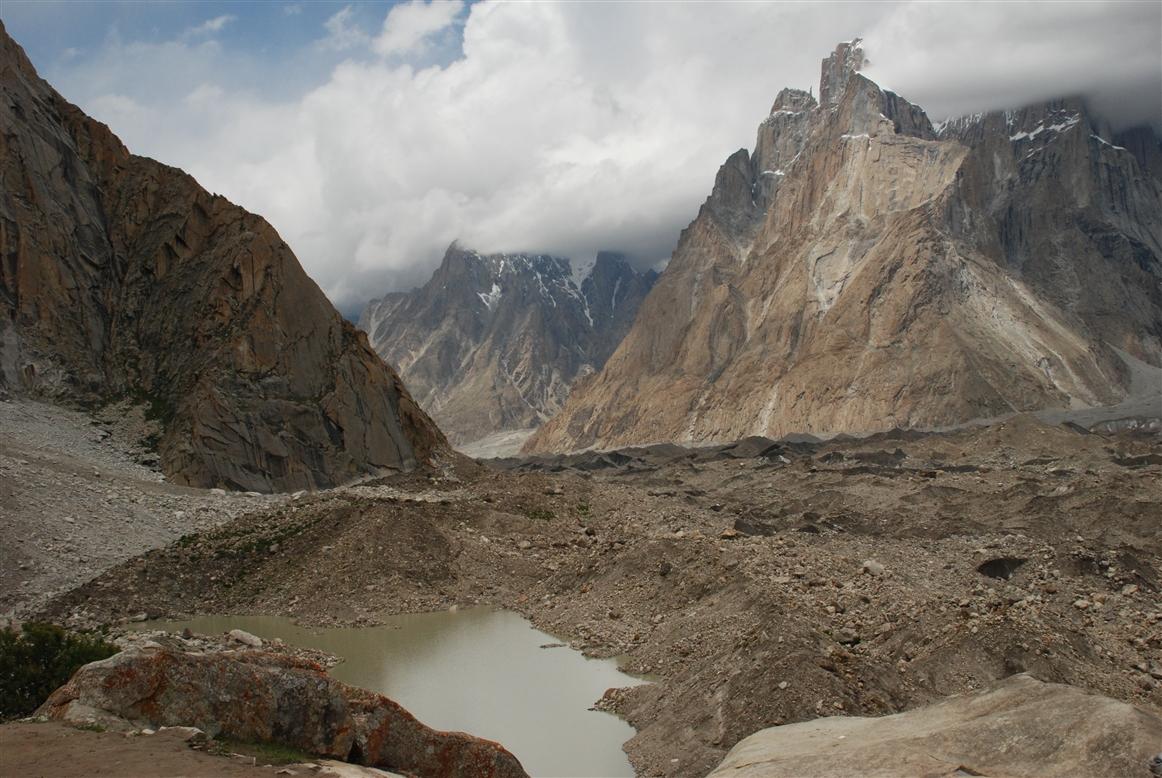 Baltoro Glacier and K2, Pakistan