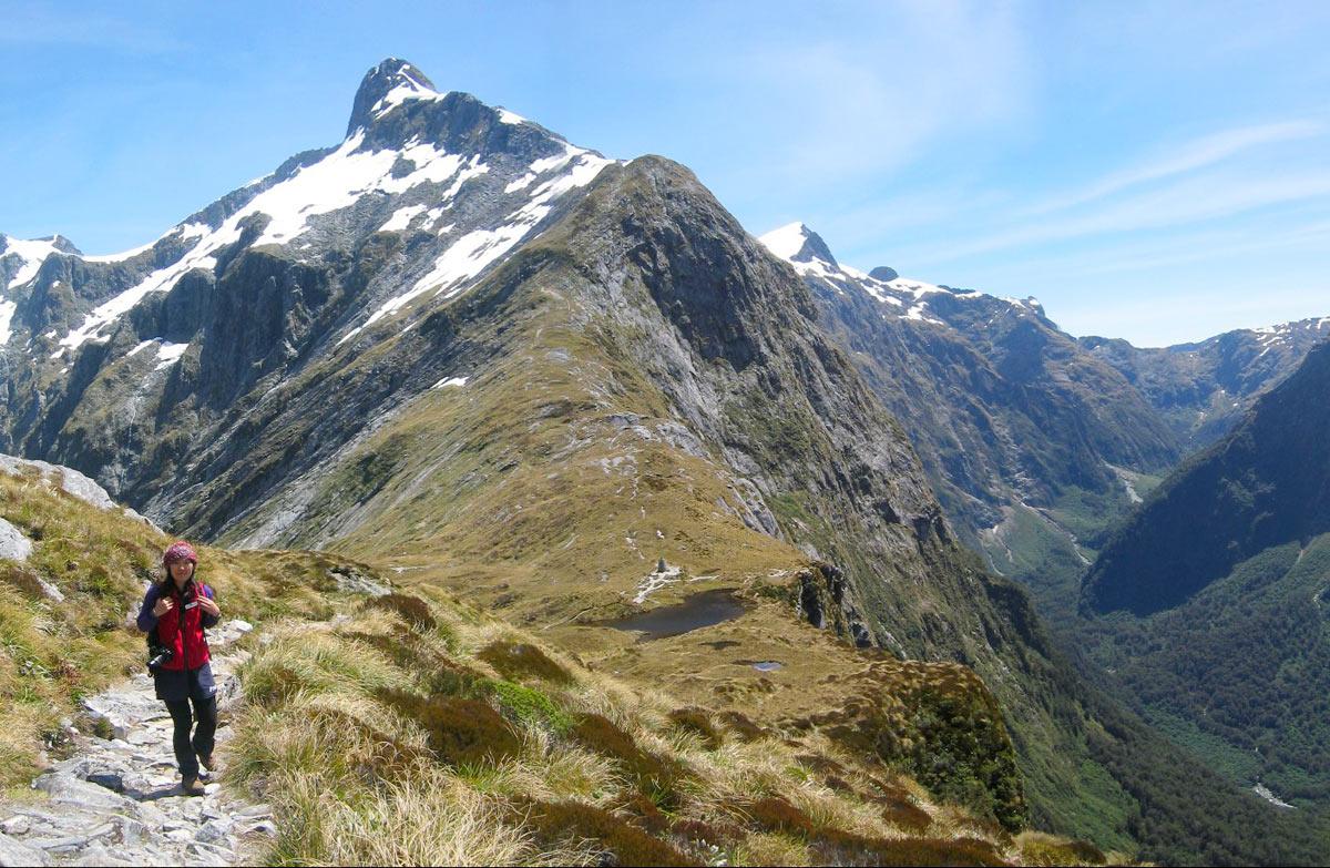 The Fiordland hike NZ