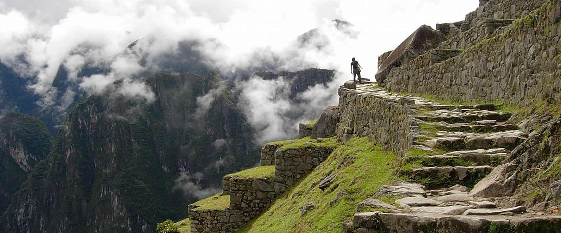 The Inca Trail in Peru