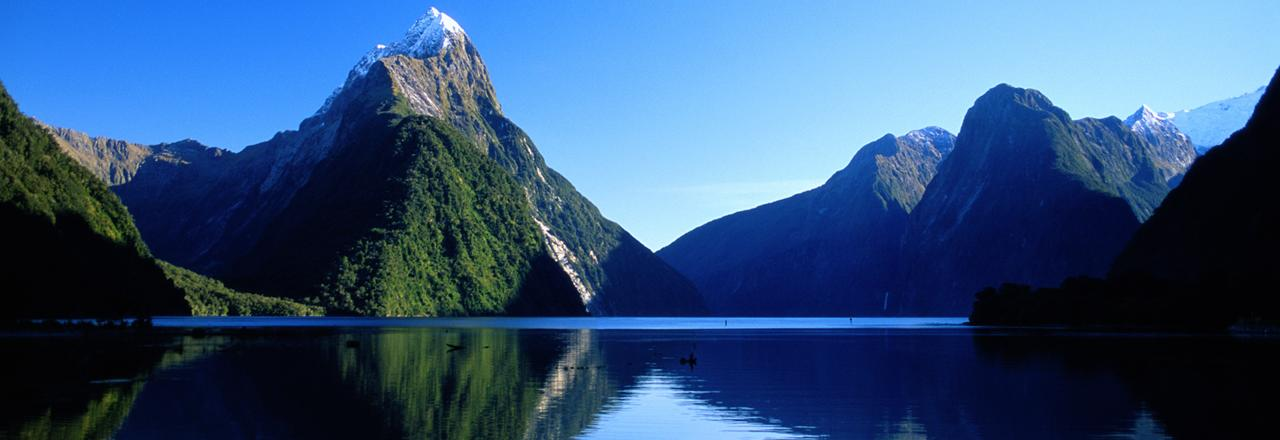 Best fjords in the world to visit now milford sound new zealand freerunsca Image collections