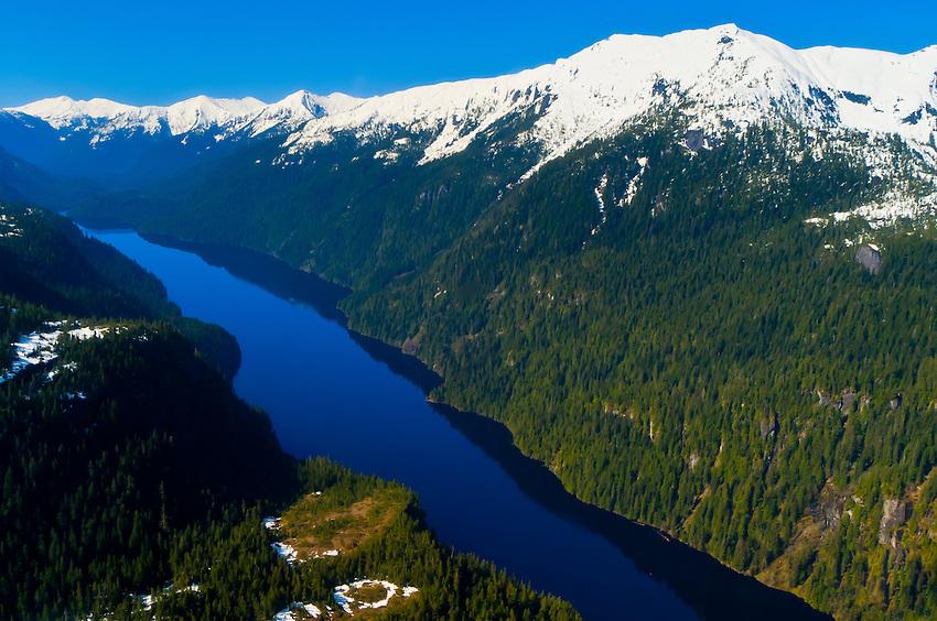 Misty Fjords, USA