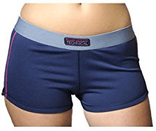 womens drybase shorts