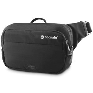pacsafe anti theft hip pack