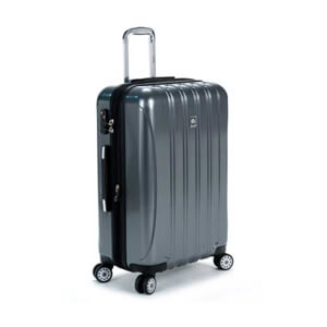 delsey helium aero luggage