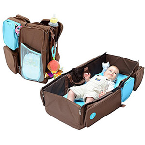 mo+m 3 in 1 convertiable bag diaper
