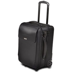 kensington securetrek 17 inch anti theft lockable carry on