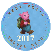best vegan travel blogs 2017