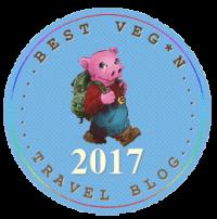 best vegan travel blogs 2017