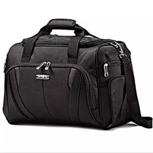 samsonite baording bag