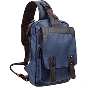 zebella one strap backpack