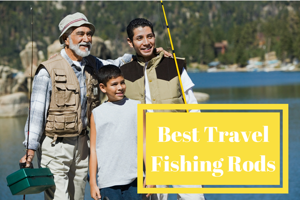 best travel fishing rods