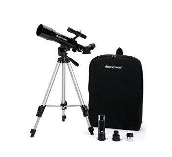 •	Celestron 21035 travel scope