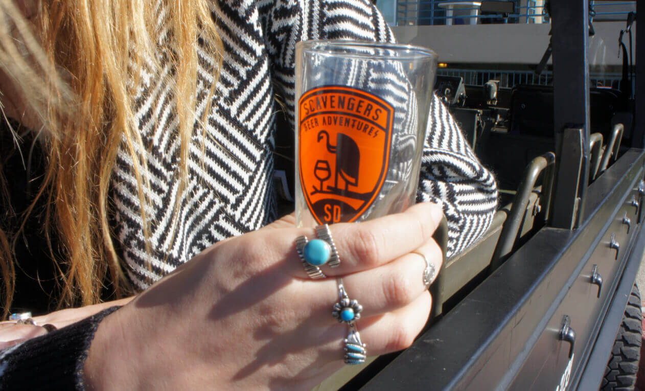 Scavengers Brewery Tour