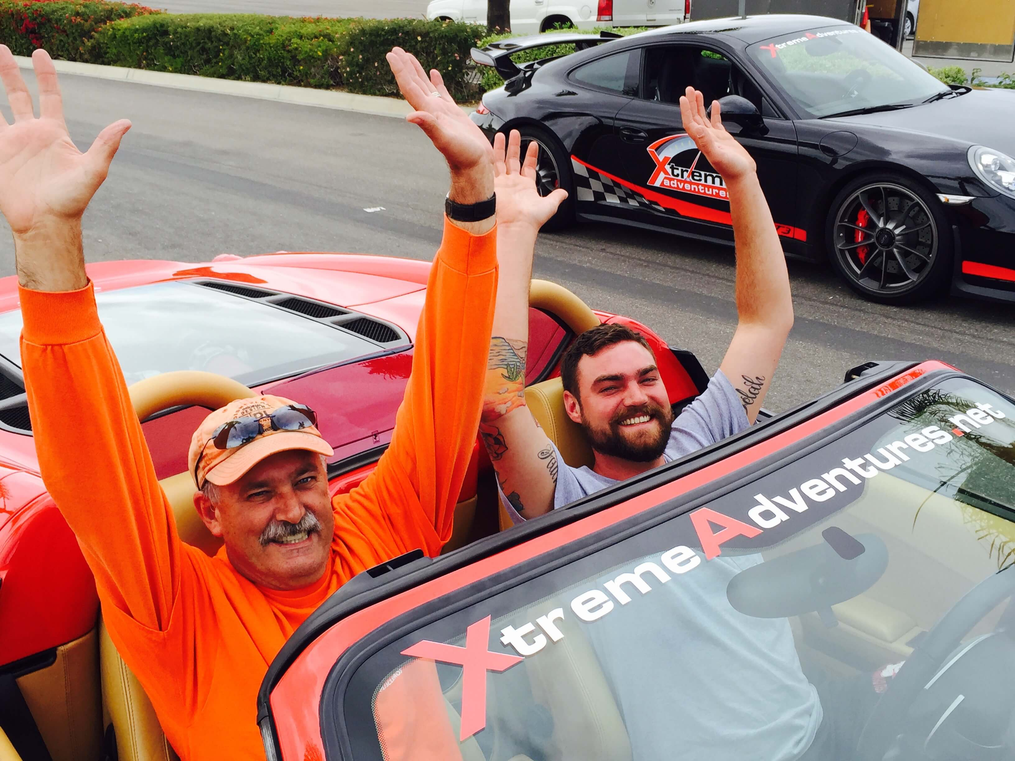 Supercar San Diego Tour