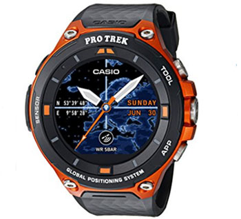 CASIO Smart Watch WSD F20 Protrek Smart