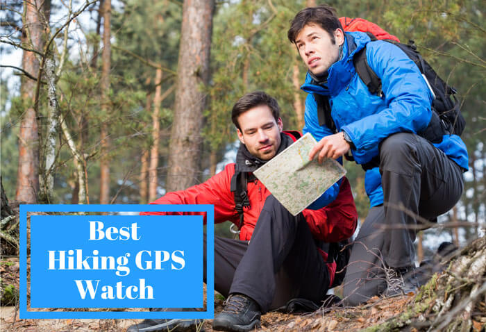 best hiking gps watch