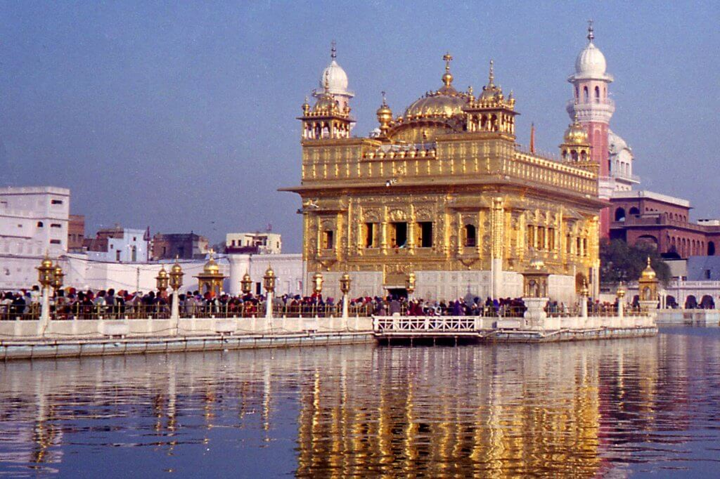 Harmandir Sahib, Punjab, India