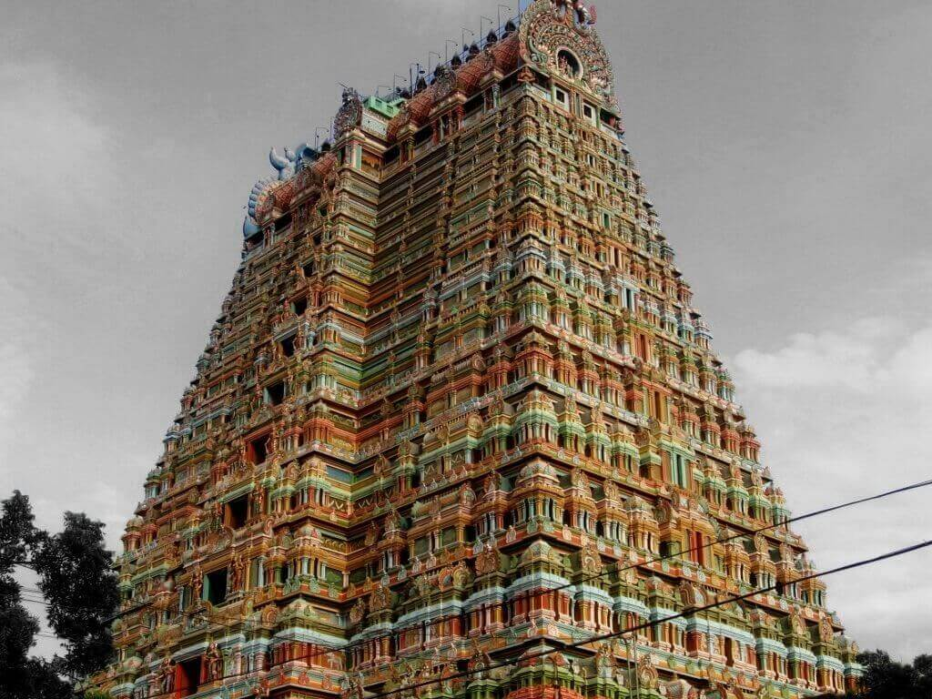 Sri Ranganathaswamy, Srirangam, India
