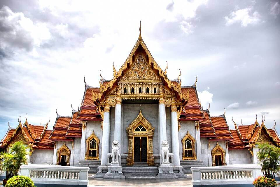 Wat Benchamabophit (Marble Temple), Thailand