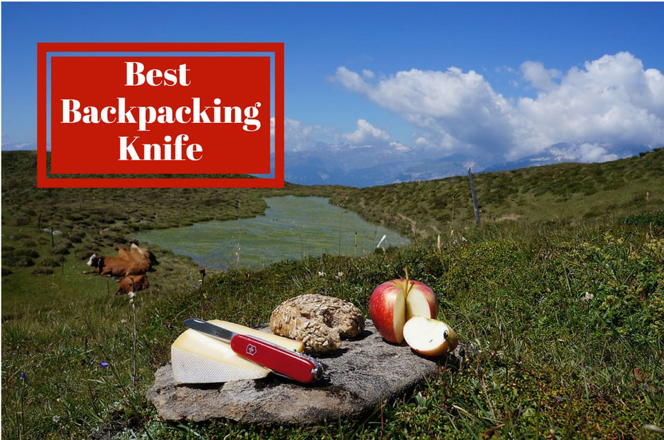 best backpacking knife