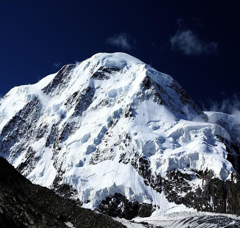Mount Liskamm