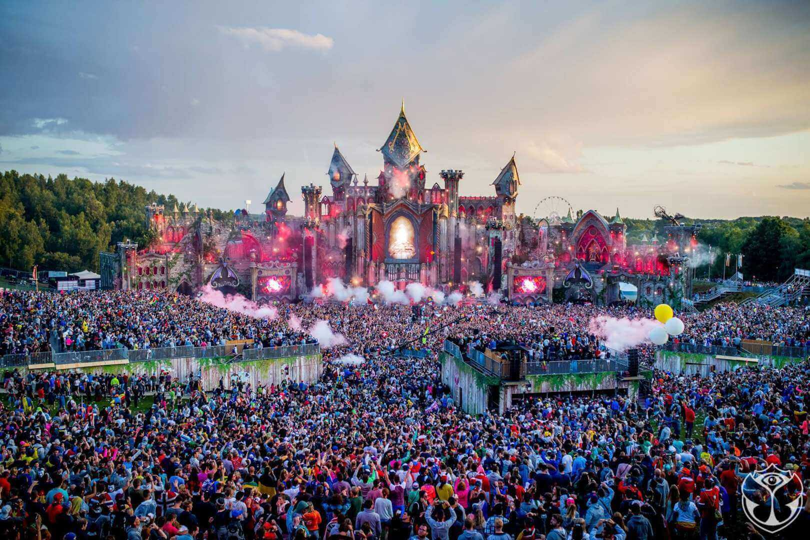 Tomorrow land, Boom, Belgium