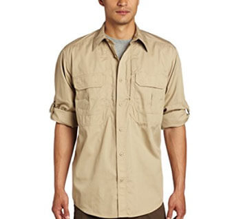 511 tactical taclite travel shirt