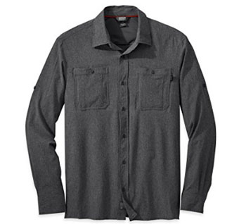 outdoor research wayward setninel shirt