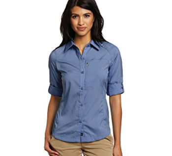 columbia silver ridge womens shirt