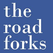 the road forks
