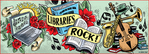 Libraries rock banner 44444cd0