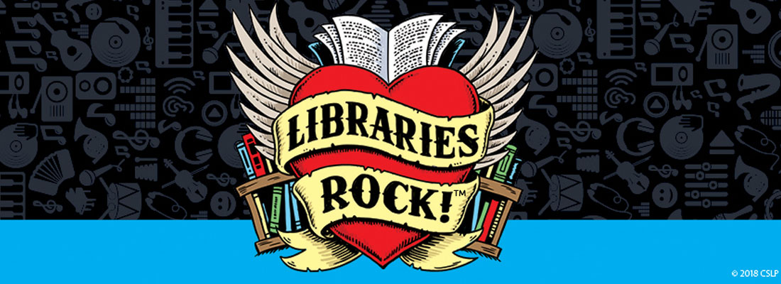 Libraries rock f96342db