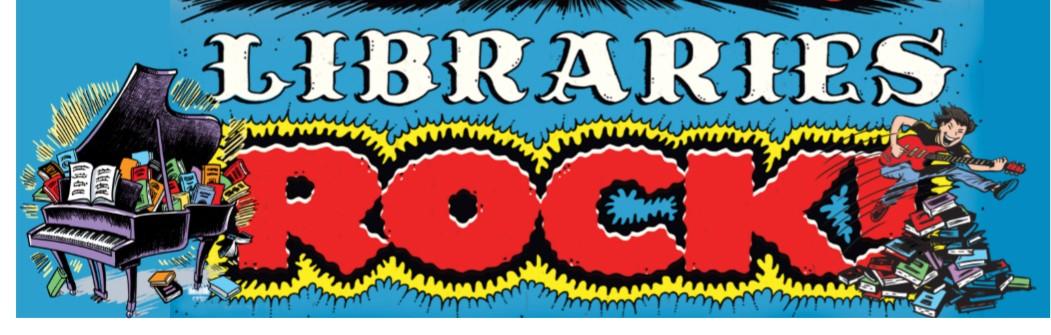 Libraries rock logo 98e2d4eb