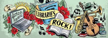Libraries rock banner 2047595b